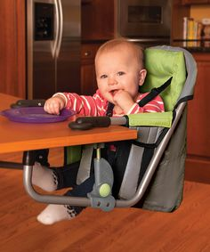 Portable Hook-on High Chair