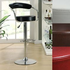 Kitchen On Pinterest Bar Stools Bonded Leather And Costco