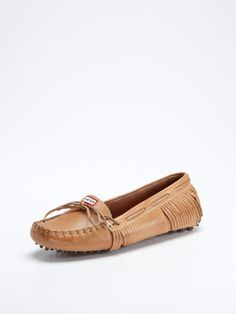 HUNTER moccasin