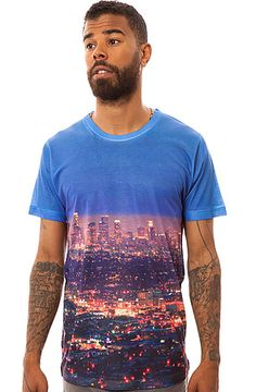 The Los Angeles Tee in Multi by LATHC