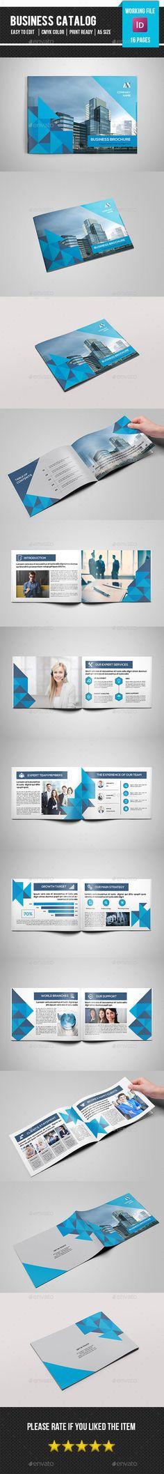 Company Catalog Template #design Download: http://graphicriver.net/item/company-catalog182/13043705?ref=ksioks