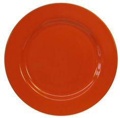 Waechtersbach Fun Factory II Orange Dinner Plates, Set of 4 by Waechtersbach. $32.00. High-fired Ceramic Earthenware. Mix and Match colors for a new table everyday. Dishwasher safe; Not recommended for microwave or oven use. Set is four 10-3/4-Inch Dinner Plates. Sleek, clean design. Go for color when choosing Waechtersbach Fun Factory II dinnerware. Brilliant colors and great shapes mean you get fashion at a value. Each dinner measures 10-3/4-Inch in diameter. All p...