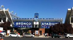 30 Awesome Things To Do In Boise - Visit the Bronco Stadium #college_football #boise_state_broncos #idahopotatobowl #sports #boise