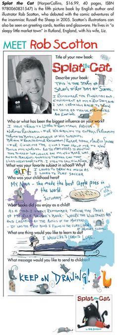 Meet Rob Scotton | BookPage