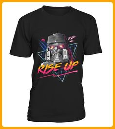 Rise Up T Shirt Amazing Cartoon Movie Game T Shirt - Comic shirts (*Partner-Link)