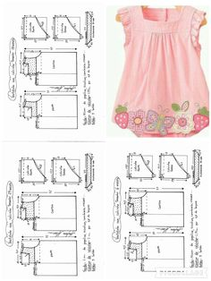 Baby Girl Dress Patterns Baby Clothes Patterns Love Sewing Baby Sewing Sewing For Kids Little Girl Outfits Kids Outfits Frock Design Sewing Clothes Baby Girl Dress Patterns, Baby Dress Design, Kids Clothes Patterns, Sewing Patterns For Kids, Dress Sewing Patterns, Baby Girl Dresses, Clothing Patterns, Skirt Patterns, Coat Patterns
