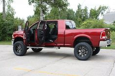 Sell new DODGE RAM MEGA CAB LARAMIE 4X4 CUMMINS DIESEL CUSTOM NEW LIFT WHEELS TIRES NAV in Egg Harbor, Wisconsin, United States, for US $62,500.00
