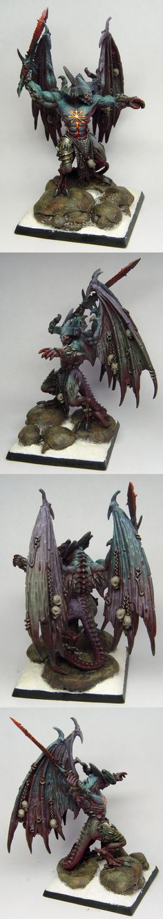 CoolMiniOrNot - Be`lakor by Yellow one