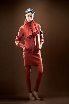 Akris Pre-Fall 2013 - Review - Fashion Week - Runway, Fashion Shows and Collections - Vogue
