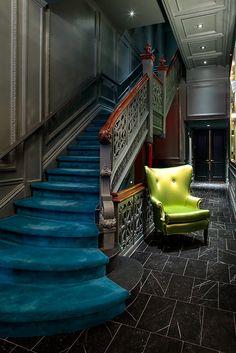 La entrada de The William Hotel. | Galería de fotos 1 de 7 | AD MX