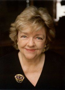 Maeve Binchy -- one of the best writers of women's fiction ever! Miss you Miss Maeve.