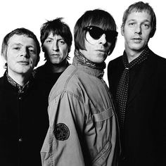 photographed by ©Gianni Scumaci. Gem Archer, Andy Bell, Beady Eye, Liam Gallagher, Oasis, Take That, Eyes, Film