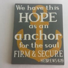 Shop Wood Signs With Bible Verses on Wanelo