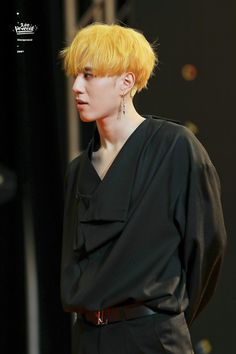 Yugyeom T (ele tá um baita de um xuxu)