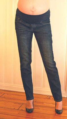 Affordable Maternity Jeans