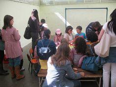 Dia da mãe, no colégio de alfragide