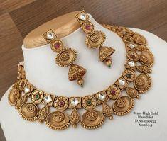 Necklace Set, Gold Necklace, Charmed, Bracelets, Jewelry, Bangles, Jewellery Making, Jewels, Jewlery