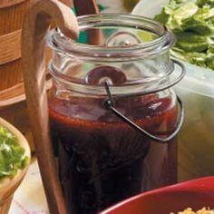 raspberry vinaigrette recipe