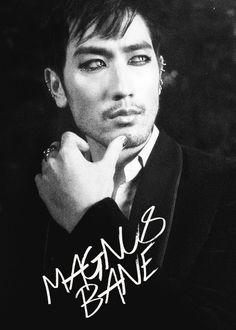 Magnus Bane+ Megan Airey!!!!!!