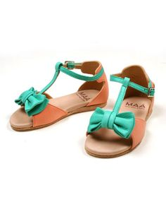 sandalia combinada