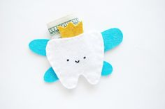 Tooth Fairy Pouch Tutorial