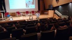 P-Minifab. Presentación de Miguel Ángel López en la European Maker Week.