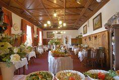 La nostra sala da pranzo riservata agli ospiti dell'Hotel