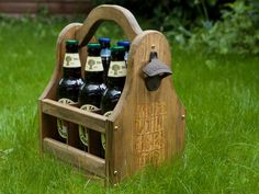 Personalised Beer Carrier