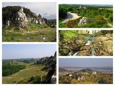 Jura's landscape