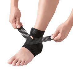 Phiten - Titanium Ankle Brace, $45.00 (http://www.phitenusa.com/titanium-ankle-brace/)