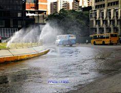 Fuente Plaza Venezuela...