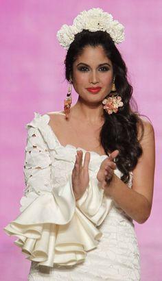 SIMOF 2014: Las mejores imágenes del Salón Internacional de Moda Flamenca de Sevilla - lavozdigital.es