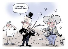 The Boos Brothers - Zanetti's View Australian Politics, Brother, Cartoon, Memes, Anime, Comic, Sibling, Cartoons, Meme