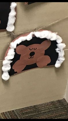 Bear Theme Preschool, Preschool Activities, Toddler Fine Motor Activities, Winter Activities, Toddler Crafts, Crafts For Kids, Bear Habitat, Animals That Hibernate, Valentine Activities