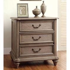 Furniture of America Minka III Rustic Grey 4-piece Bedroom Set   Overstock.com Shopping - The Best Deals on Bedroom Sets