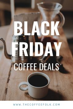 Black Friday 2020 sales have begun! See all the best deals on espresso machines, coffee makers, Keurig Coffee Makers, Ninja Coffee Bar, Nespresso and accessories updated regularly. Friday Coffee, Ninja Coffee, Coffee Grinders, Keurig, Cyber Monday, Nespresso, Black Friday, Brewing, Coffee Maker