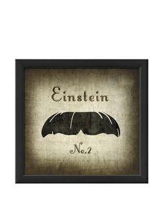 Einstein Moustache