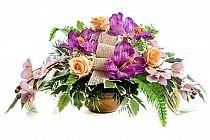 Kompozycje Nagrobne Dekoracje Kwiaty Sztuczne Wiazanki Stroiki Na Cmentarz Sklep Internetowy Strona 2 Hurtownia Rojek Deco Floral Wreath Floral Wreaths