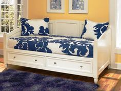 Cozy Daybed Mattress Cover for Your Furniture: Contemporary Daybed Covers | Daybed Mattress Cover | Daybed Covers Sets