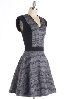 Be Still My Art Dress | Mod Retro Vintage Dresses | ModCloth.com