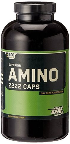Optimum Nutrition Superior Amino 300 Capsules * Click image for more details. Sports Nutrition, Diet And Nutrition, Fitness Nutrition, You Fitness, Fitness Motivation, Pre Workout Pills, Good Pre Workout, Crossfit Diet, Whey Protein