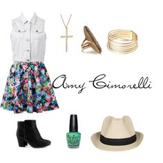 """""""Amy Cimorelli Inspired"""" by amylalanne on Polyvore"""