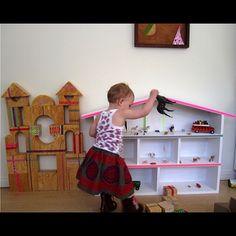 washi tape (d) dollhouse