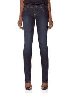 678 Simply Straight Jeans from THELIMITED.com