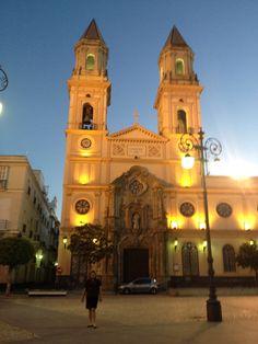 San Antonio  Cadiz