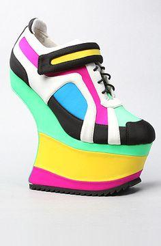 Jeffrey Campbell Sneakers Platform