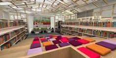 Chilean Pavilion at Guadalajara's International Book Fair