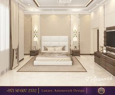 This is a new look at modern style with a shade of splendour!A great combination of laconism and elegance with elite materials are the perfect choice for the marvelous room! http://www.antonovich-design.ae/ Order your interior design now!☎️ #antonovichdesign, #bedroom, #bedroomdesign, #homestyle, #housedesign, #interiordesign