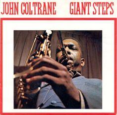 Resultado de imagen de John Coltrane Giant Steps
