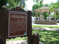 old town in albuquerque | This is a file from the Wikimedia Commons . Information from its ...